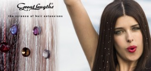 glitterstrengen great lengths